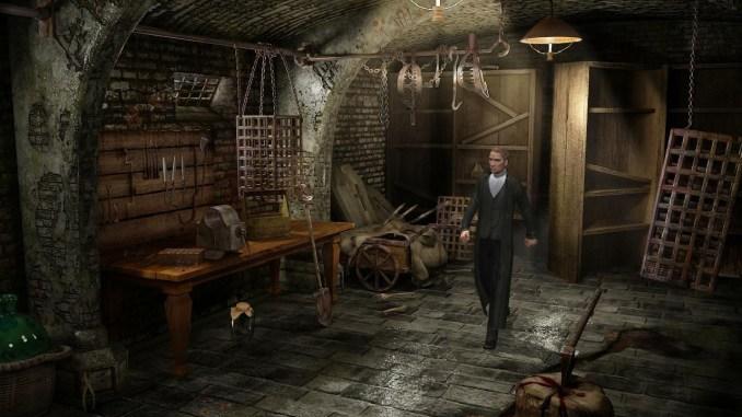 Dracula Origin screenshot 3
