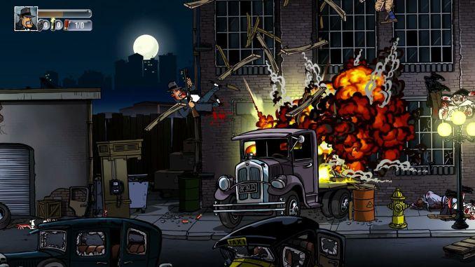 Guns, Gore & Cannoli screenshot 3