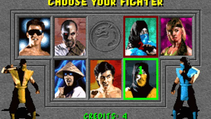 Mortal Kombat 1+2+3 screenshot 3