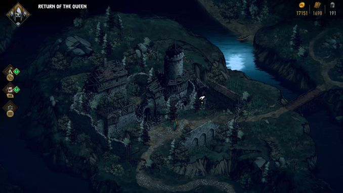 Thronebreaker: The Witcher Tales screenshot 1