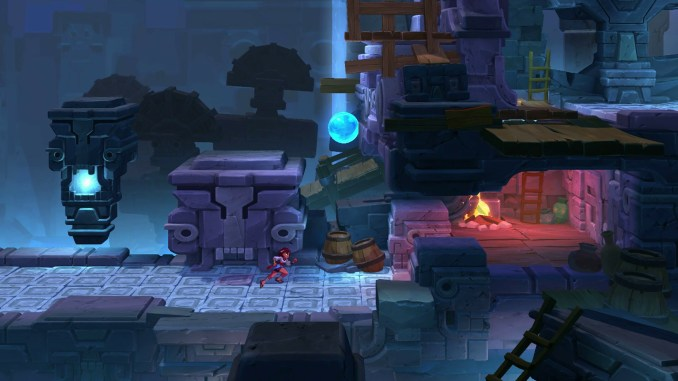 Indivisible screenshot 1