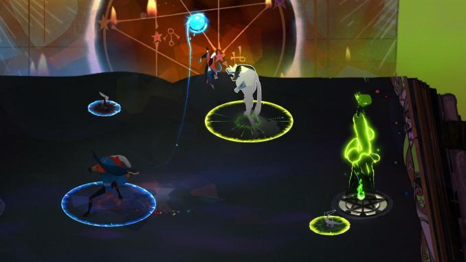 Pyre screenshot 2