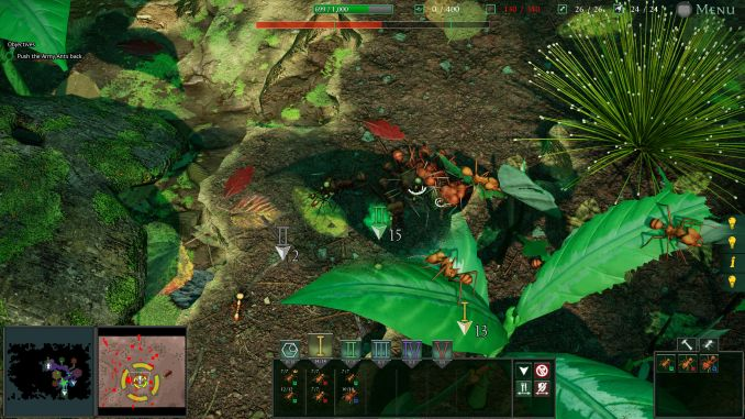 Empires of the Undergrowth screenshot 2