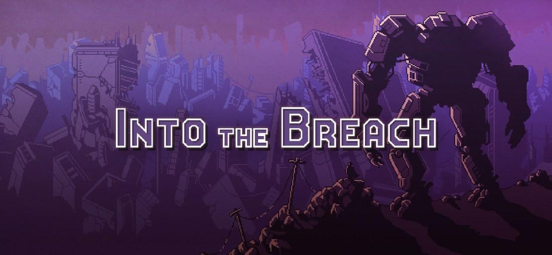 Resultado de imagem para into the breach game