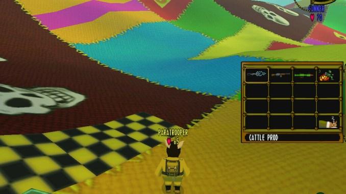 Hogs of War screenshot 1