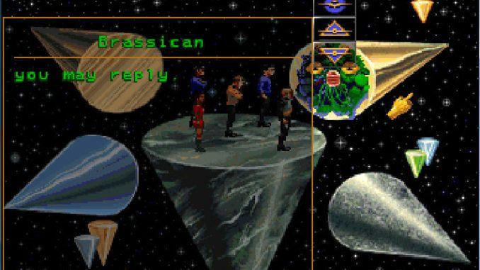 Star Trek: Judgment Rites screenshot 3