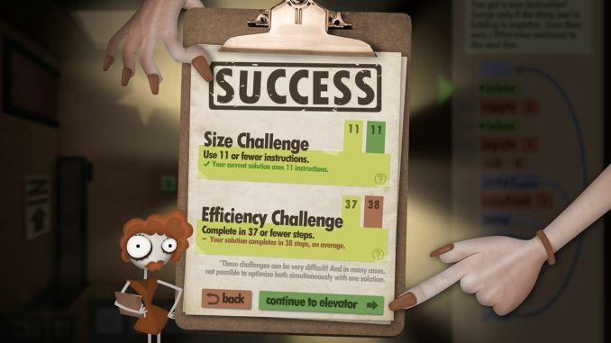 Human Resource Machine screenshot 2