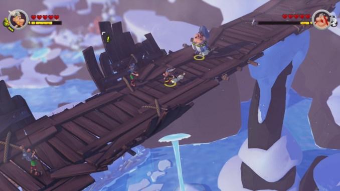 Asterix & Obelix XXL 3 - The Crystal Menhir screenshot 1