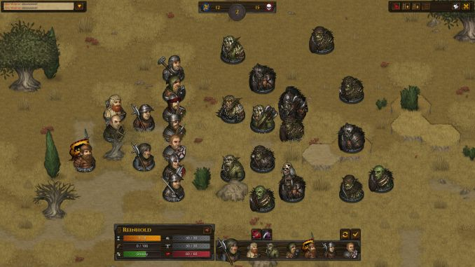 Battle Brothers screenshot 1