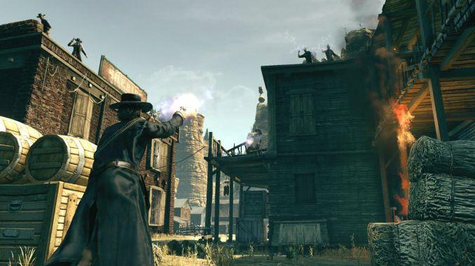 Call of Juarez: Bound in Blood screenshot 1