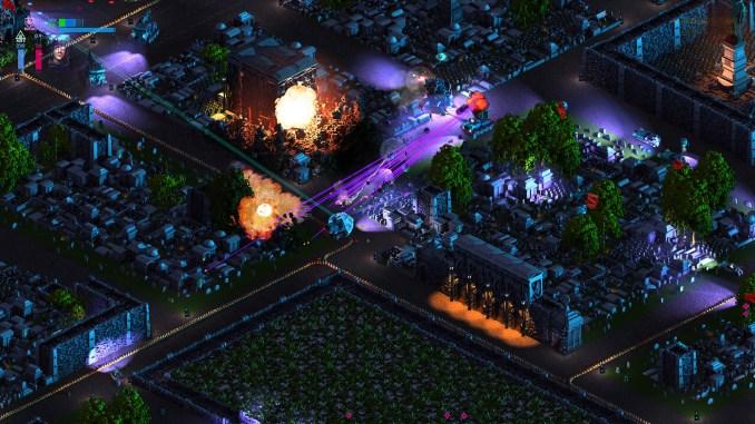 Brigador: Up-Armored Edition screenshot 3