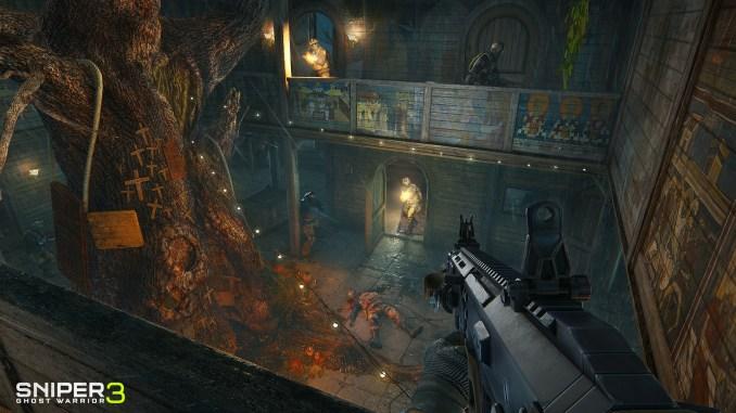 Sniper: Ghost Warrior 3 Gold Edition screenshot 1