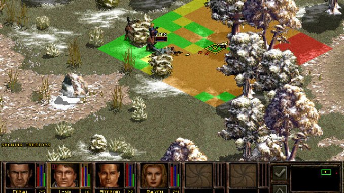 Jagged Alliance 2: Unfinished Business screenshot 3