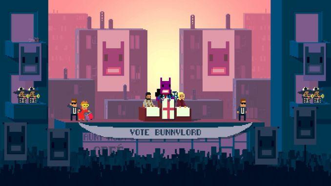 Not a Hero screenshot 3