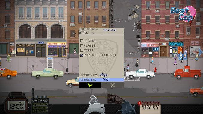 Beat Cop screenshot 3