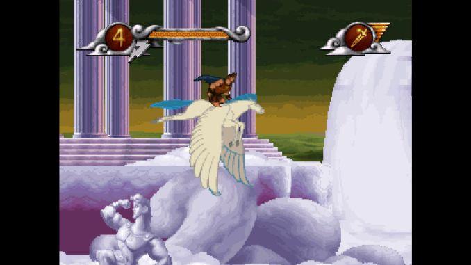 Disney's Hercules screenshot 1