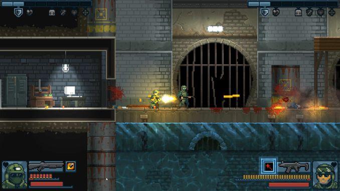Door Kickers: Action Squad screenshot 1