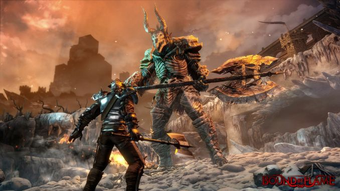 Bound By Flame screenshot 2