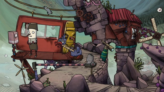 The Inner World + The Last Wind Monk screenshot 3