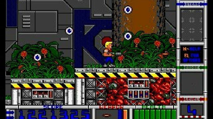 Duke Nukem 1+2 screenshot 1