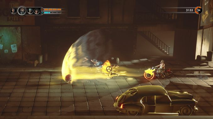 Steel Rats screenshot 3