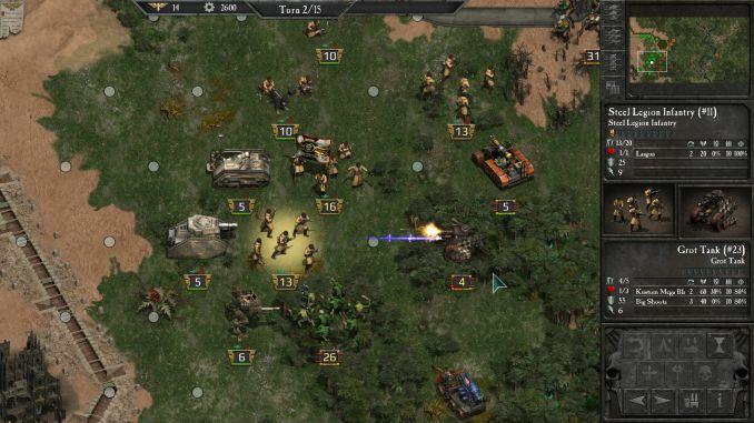 Warhammer 40000: Armageddon screenshot 3