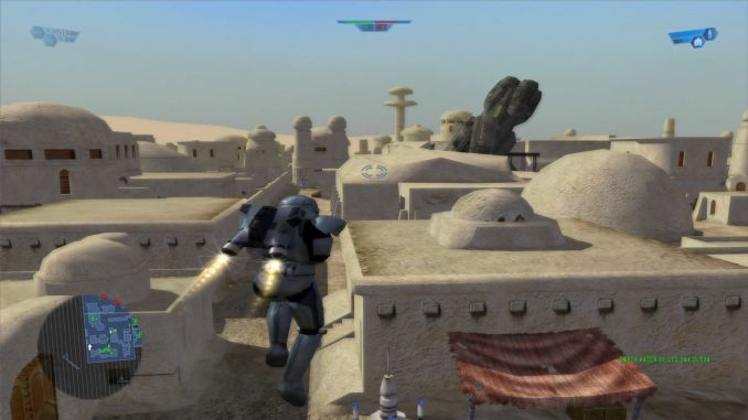 Star Wars: Battlefront screenshot 3