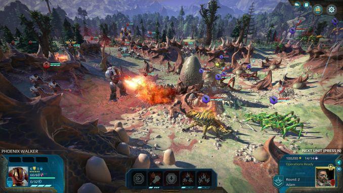 Age of Wonders: Planetfall - Premium Edition screenshot 3