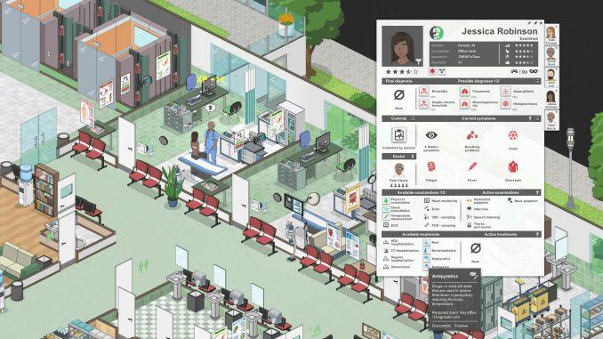 Project Hospital screenshot 2