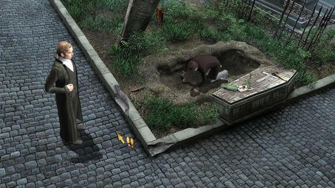 Dracula Origin screenshot 2