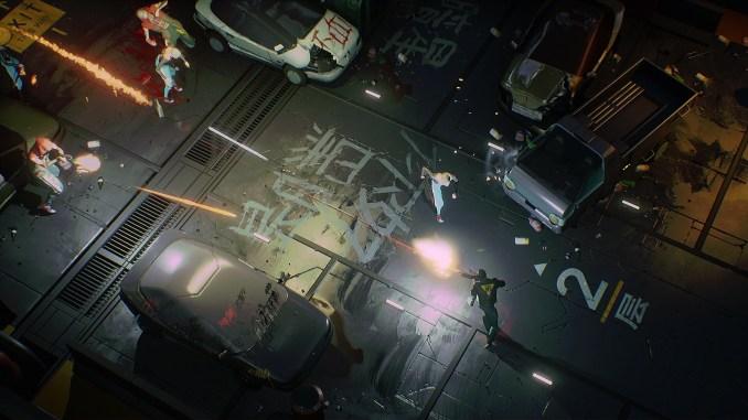 Ruiner screenshot 1