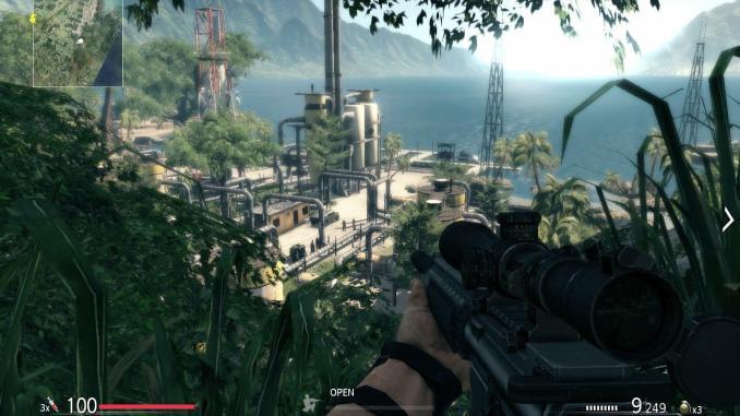 Sniper: Ghost Warrior screenshot 3