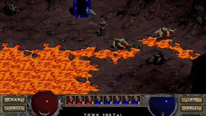 Diablo screenshot 1
