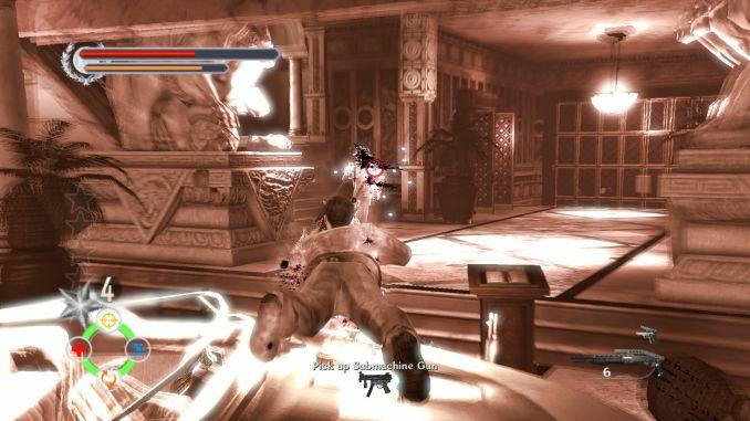 Stranglehold screenshot 2