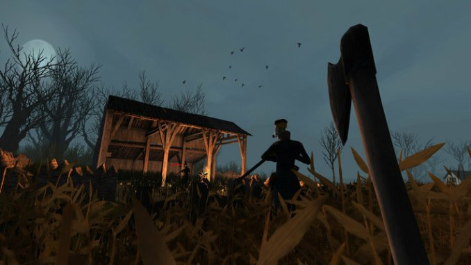 Sir, You Are Being Hunted screenshot 1