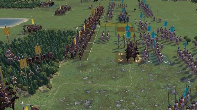 Field of Glory II screenshot 2