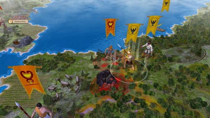 Aggressors: Ancient Rome screenshot 2