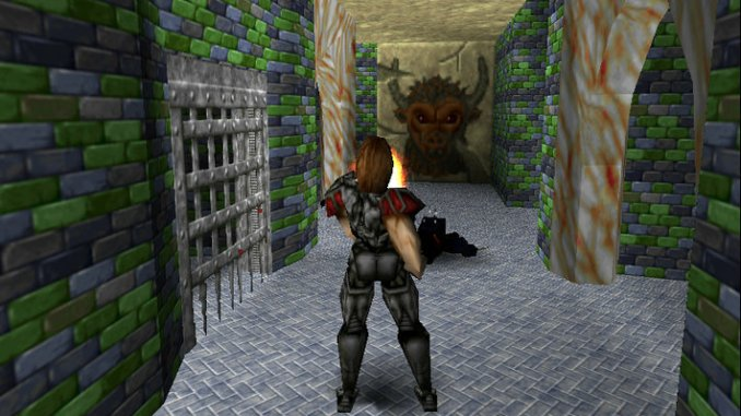 Deathtrap Dungeon screenshot 1
