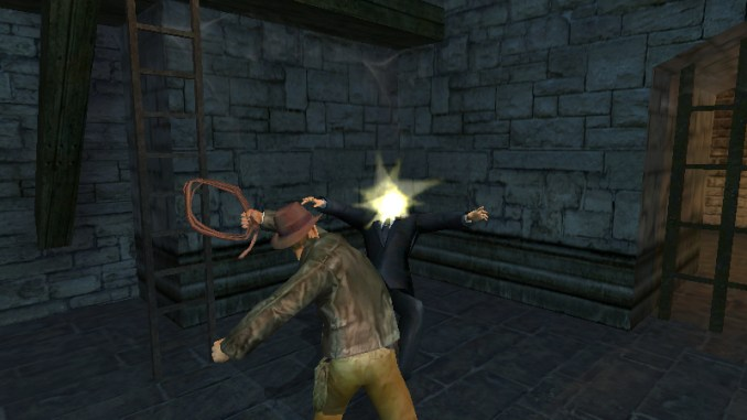 Indiana Jones and the Emperor's Tomb screenshot 3