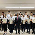 2021中華民國高爾夫協會亞運培訓隊頒獎典禮 | GOLF101