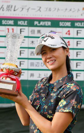 2019日台交流香川縣女子高爾夫球賽最後一回合