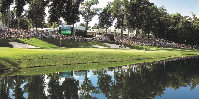 Image result for TPC Deere Run images