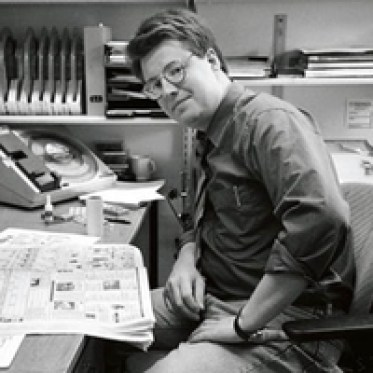 Stieg Larsson (Author of The Girl with the Dragon Tattoo)