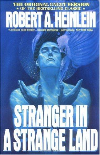 Image result for stranger in a strange land