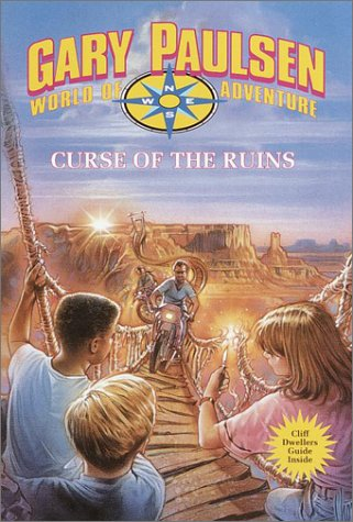 Curse of the Ruins (World of Adventure, #17)