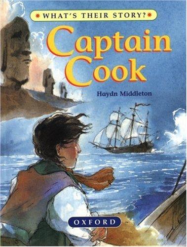 Captain Cook: The Great Ocean Explorer