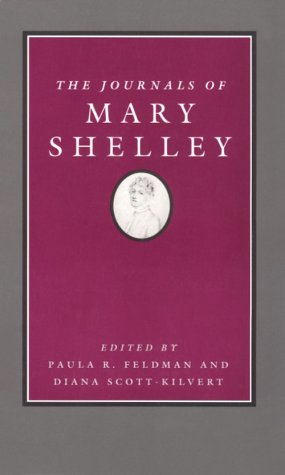 The Journals of Mary Shelley