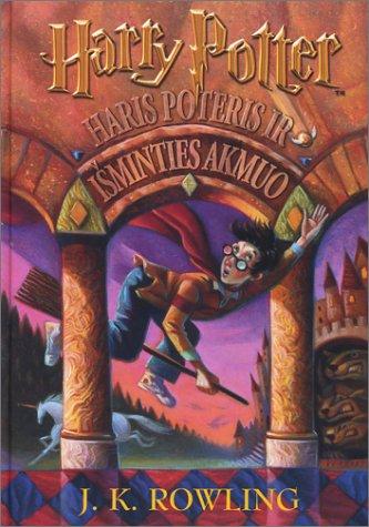 Haris Poteris ir Išminties Akmuo (Haris Poteris, #1)