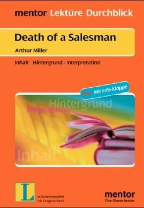 Death Of A Salesman. Diverse Umschlagfarben, Unsortiert.