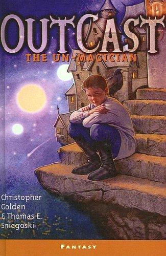 The Un-Magician (OutCast, #1)